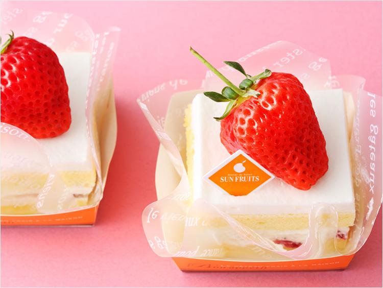 【銀座三越】まだまだ満喫したい! 心ときめく春のいちごケーキ4選