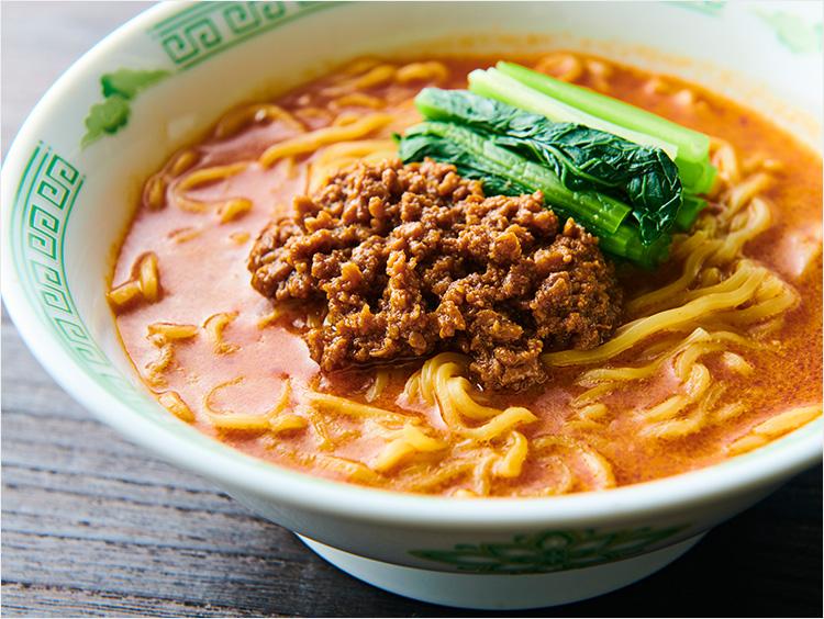 <赤坂四川飯店>陳建一監修 担々麺(冷凍)