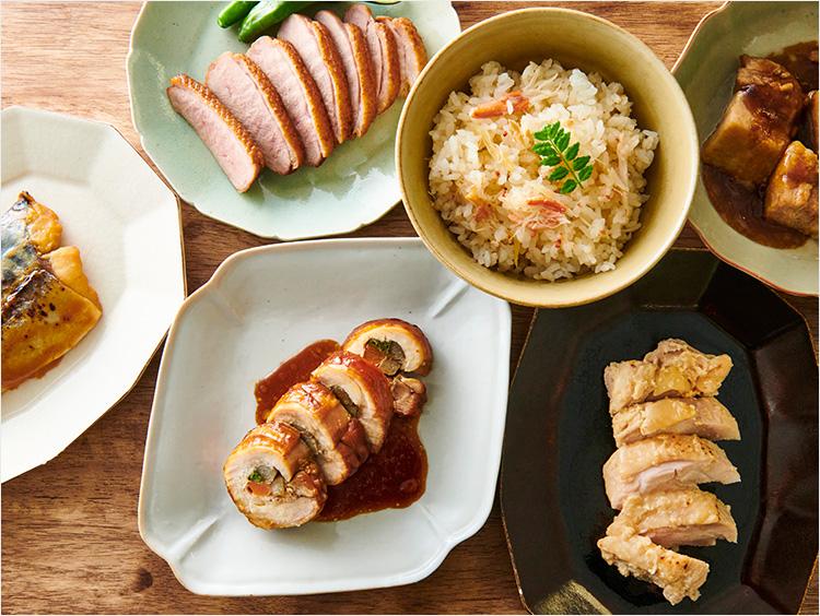 <日本料理 鈴なり>本格和惣菜セット(冷凍)