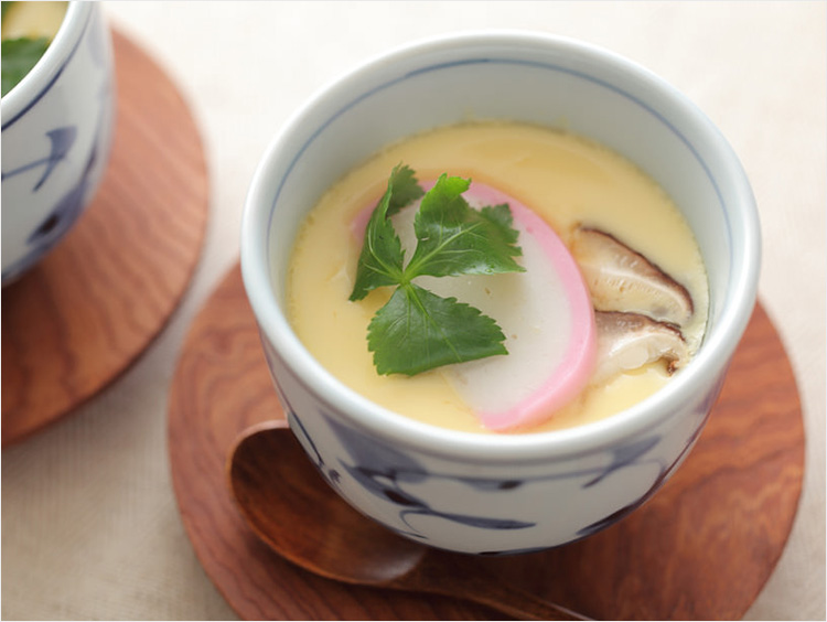 茶碗蒸しのイメージ