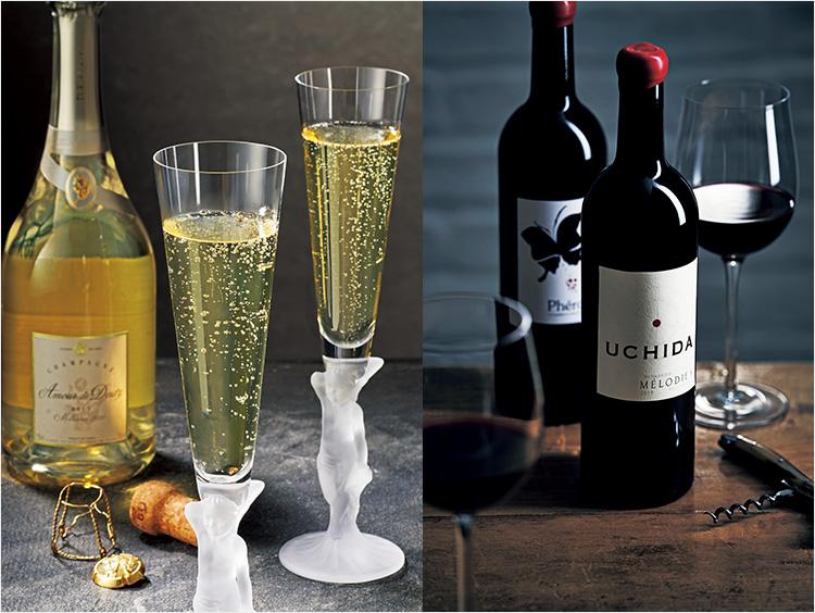 違いがわかる人へ贈るギフト! 1万円、3万円台の高級ワイン&シャンパーニュ4選
