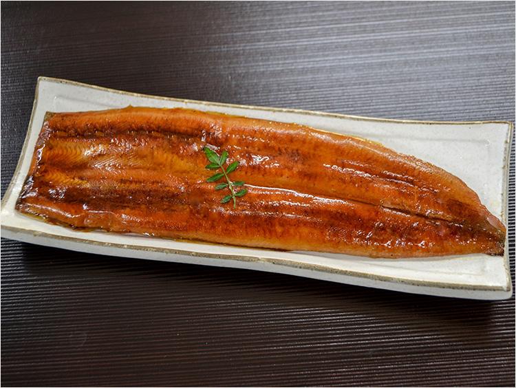 <味の浜藤>うなぎ蒲焼(国内産長焼)