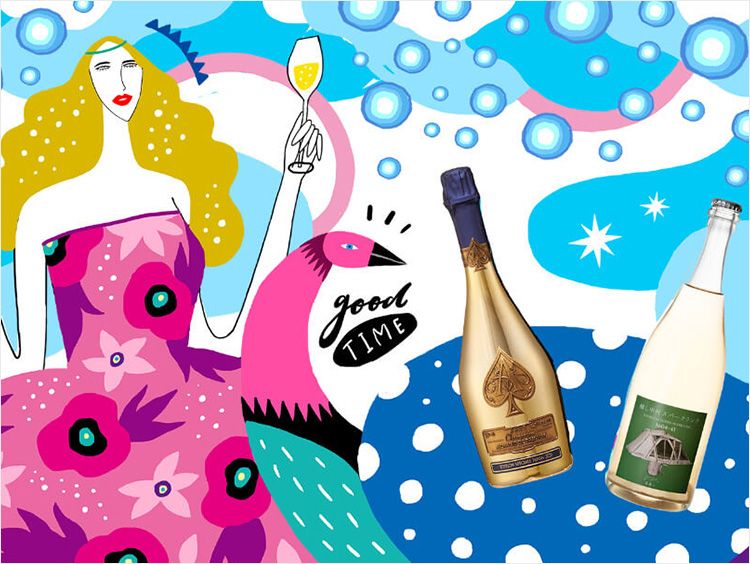 世界を旅するワイン展サブビジュアル