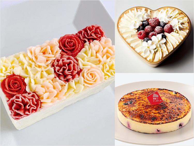 【伊勢丹の通販】人気ブランドの冷凍ケーキをご紹介。フレッシュケーキに負けない美味しさが魅力です!