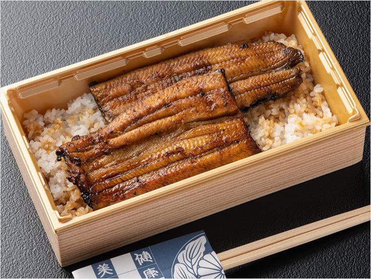 <成田 菊屋>国産鰻蒲焼1尾付弁当