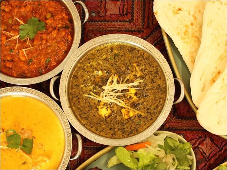 <印度料理シタール>カレー3種セット(冷凍カレー)