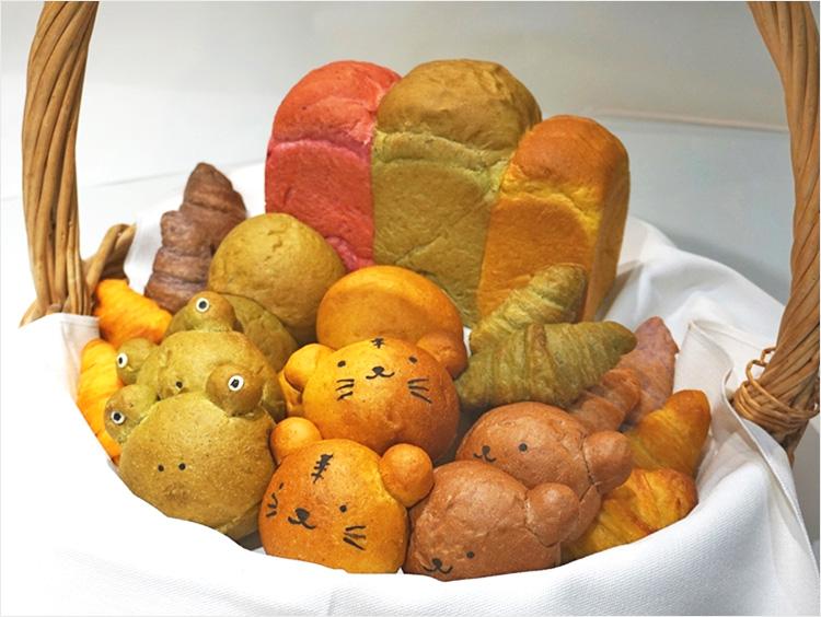 <野菜パンの店 ド・ドウ>お楽しみ野菜パンBOX
