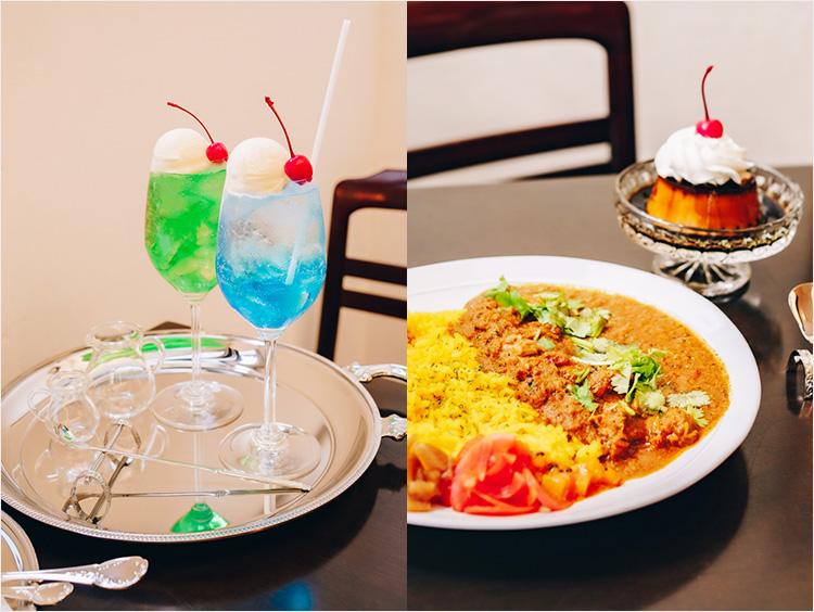 人気の「旅する喫茶」がレトロ喫茶風コーデをご紹介。新潟・燕三条で出合った食器にキュン!