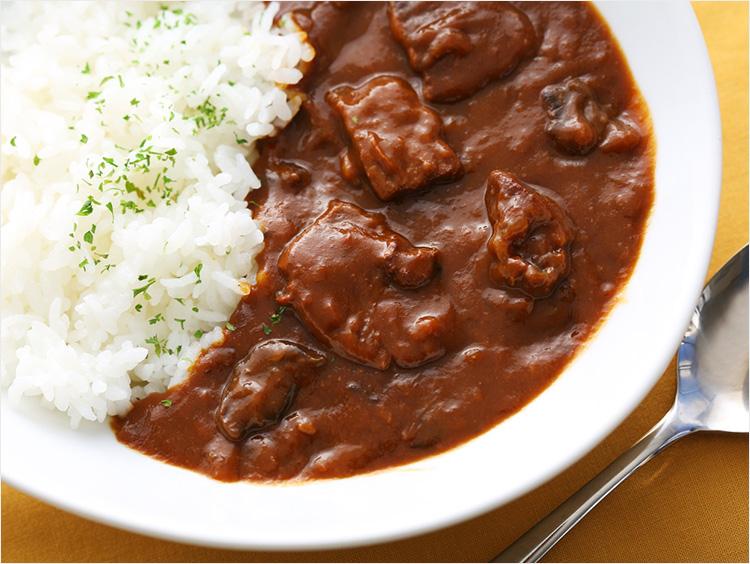 <ISETAN MITSUKOSHI THE FOOD>プレミアムハッシュドビーフ