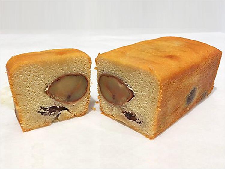 <ブールミッシュ>和栗のパウンドケーキ