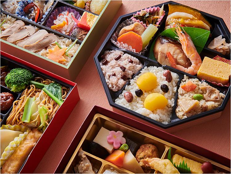 日本橋弁当の集合写真