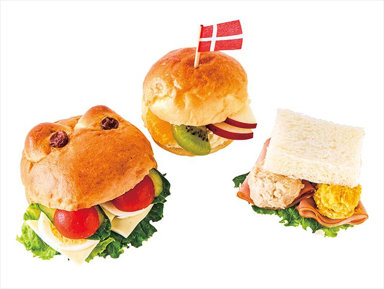 <アンデルセン>サンドイッチ教室BOX