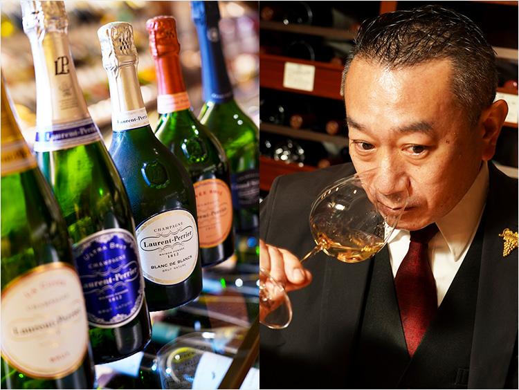 【伊勢丹のお祝いギフト】英国王室御用達ローラン・ペリエの新作シャンパンをプロが試飲!