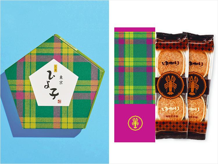伊勢丹タータン「マクミラン」のスイーツ5選。せっかく贈るなら、パッと目を引く特別なギフトはいかが?