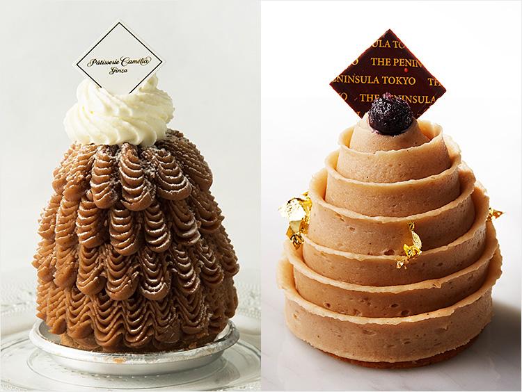 伊勢丹の2021年人気モンブランを徹底比較。栗菓子で有名な小布施堂、おしゃれなザ・ペニンシュラも!