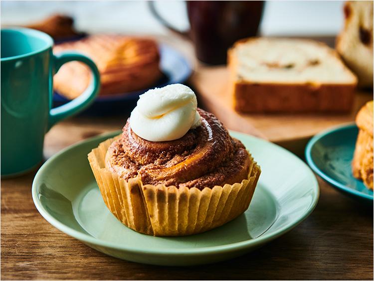 ほっと一息、くつろぎの時間を…。シナモン香るパン5選。コーヒーブレイク「フィーカ」を楽しもう