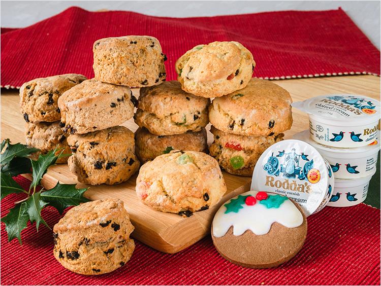 クリスマスアイテムが充実! WEB限定「英国展」スコーン、紅茶、雑貨…