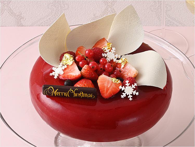 <シャングリ・ラ 東京>ヒマラヤンブレンドティーのチョコレートムース