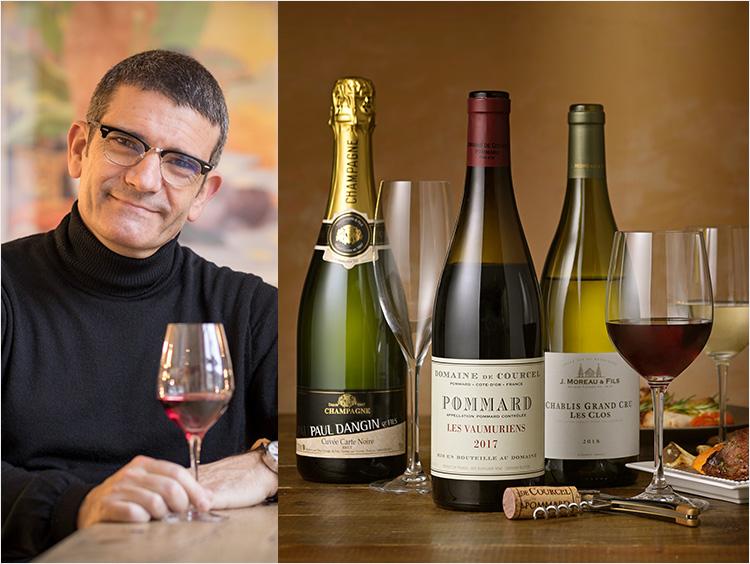 日本橋三越の2021年フランス展。バイヤーが推す生産者のワインに注目です!